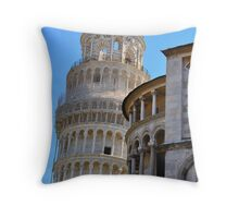 Pisa's Miracles IV Throw Pillow