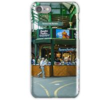 Borough Market London 1 iPhone Case/Skin