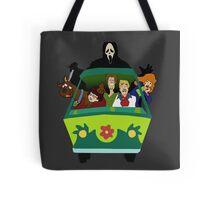 Scream-Scooby Doo Tote Bag