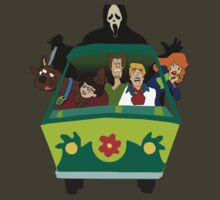 Scream-Scooby Doo by shaz3buzz2