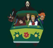 Scream-Scooby Doo by shaz3buzz2