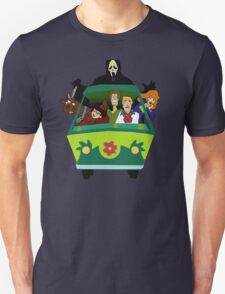 Scream-Scooby Doo T-Shirt