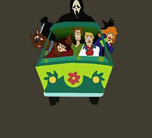 Scream-Scooby Doo T-Shirt
