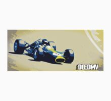 DLEDMV - F1 Lotus Kids Clothes