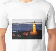 Church of Hagnau - Lake Constance Unisex T-Shirt