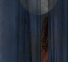 Peeping Moon © Vicki Ferrari by Vicki Ferrari