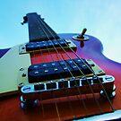 Rock god by Andrew Woodman