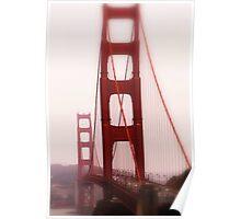 Dreaming of San Francisco Poster