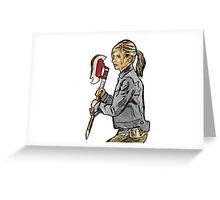 Slayerhood Greeting Card