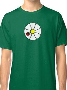 Flower - White Daizee Classic T-Shirt
