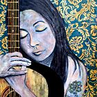 """SOULFUL THOUGHTS"" by Belinda ""BillyLee"" NYE (Printmaker)"