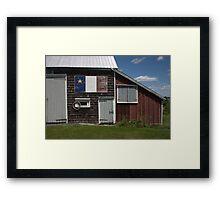 Acadian Framed Print