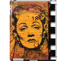 The Lost Film of Marlene iPad Case/Skin