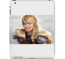 Astrid How to Train Your Dragon iPad Case/Skin
