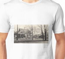 The House & Bungalow At Cedar Bank, Lewiston, NY Unisex T-Shirt