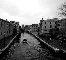 Venice canal by vesa50