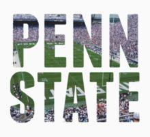 Penn State Stadium by Devon Rushton
