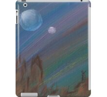 Hunting by the Light of the Traveler iPad Case/Skin