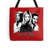 A Trio of Scoobies (Willow, Buffy & Xander) Tote Bag