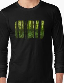 Depths of the Forest  Long Sleeve T-Shirt