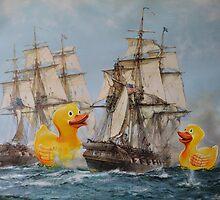 Terror on the High Seas III by David Irvine
