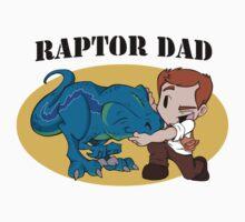 Jurassic World - Owen and Blue One Piece - Short Sleeve