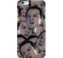 YOU CANT STOP THE MORIPARTY iPhone Case/Skin