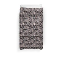 YOU CANT STOP THE MORIPARTY (tiled) Duvet Cover