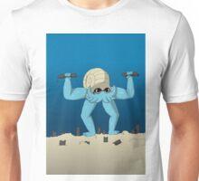 Muscular Omanyte Unisex T-Shirt