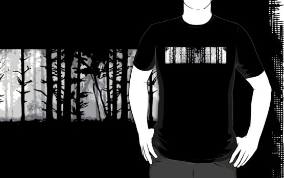 Deep In the Forest - The scope by DesignBakery