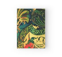 3696 Shell Sconce  Hardcover Journal