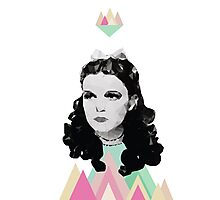 Dorothy //triangles Photographic Print