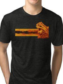 Aztec roots Tri-blend T-Shirt