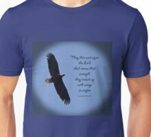 Wings as Eagles Unisex T-Shirt