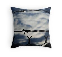 Beyond Confines Throw Pillow