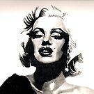 Marilyn by Dawn Bigford