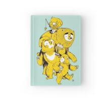 The Three Bears Hardcover Journal