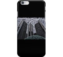 General Motors Headquarters-Riverfront-Detroit, MI iPhone Case/Skin