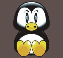 penguin t-shirt Kids Clothes