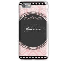 Wolfstar -- Love Potion iPhone Case/Skin