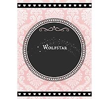 Wolfstar -- Love Potion Photographic Print