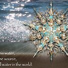Messages from Water by Desirée Glanville