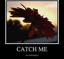 Catch me by Karlientjie