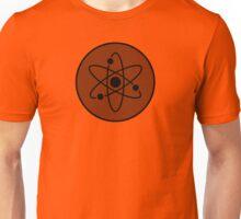 Atom in Circle Unisex T-Shirt