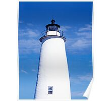 Ocracoke Lighthouse Poster