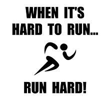 Run Hard by AmazingMart