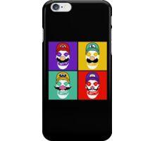 N. Misfit 4 (d) iPhone Case/Skin