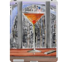 Here's Looking At You - A Tribute to 9/11 at Windows on The World Restaurant iPad Case/Skin