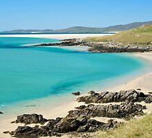 Luskentyre beach, Isle of Harris by 58NorthPhoto