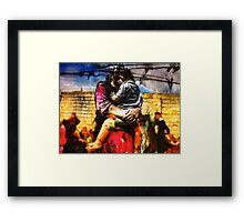 Refugee Framed Print